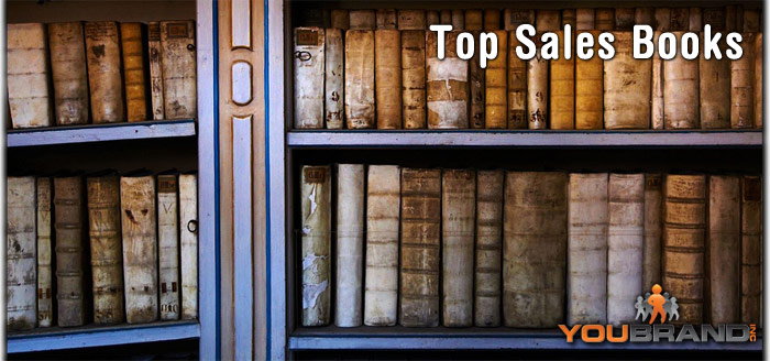 Headline for Top Sales Books via @YouBrandInc