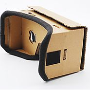 Light Castle Google Cardboard VR Glasses | Shop For Gamers