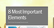 8 Most Important Elements | Smore Newsletters