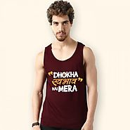 Buy Exclusive Collection of Printed Vests for Men at Beyoung