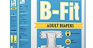 Buy Bfit Highly Absorb Adult Diaper - Pack Of 10 Pcs (Xl) At Amazon.in - Health Care