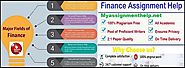 Finance Assignment Help | Finance Homework Help by Finance Experts