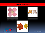 Paver Moulds Manufacturers