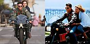 Jennifer Connelly praises Tom Cruise