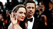 Angelina Jolie and Brad Pitt spotted together