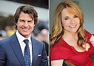 """Tom Cruise was incredibly sweet to her"" Said Lea Thompson"