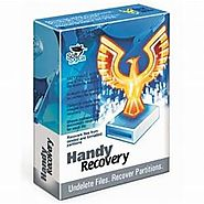 Handy Recovery 5.5 Crack + Serial Key Download Free Full