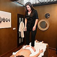 Body Massage in Vashi With Extra Services 8080808301