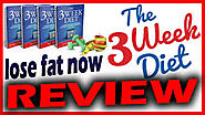 3 Week Diet Review 2020 - Should You Purchase It?