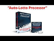 Auto Lotto Processor Review - Works or Just a SCAM?