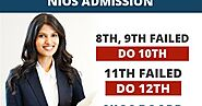 NIOS Admission, Nios online Admission 2021-2022 Last Date Delhi for 10th 12th Admission