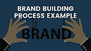 Brand building process example - PR agency India