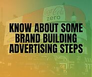 Know about some brand building advertising steps | by HighViz PR | Oct, 2020 | Medium