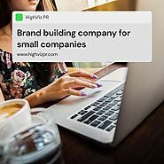 Brand building company for small companies
