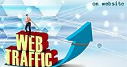 What is the best way to increase traffic on website using organic method?