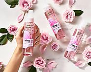 Soothing Rose Water Cleansing Milk - Facial Cleanser -