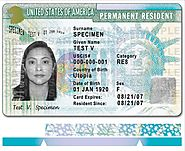 Get a Green Card and Biometric Residence Permit Online