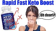 Rapid Fast Keto Boost Review - Pros & Cons Of Rapid Fast Keto Boost