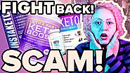 KETO Weight Loss Pills Review 🦈💊 SHARK TANK Keto Episode SCAM Essential One Slim Keto BHB Omegamaxx