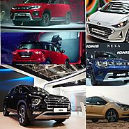 Latest cars in India 2020