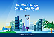 Best Web Design Company in Riyadh