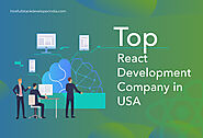 Top ReactJS Development Company in USA
