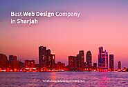 Web Design Company in Sharjah