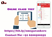 Online Exam Management Application – Omega Rankers