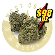 98OZ - 9 POUND HAMMER - AAA - INDICA | Cannabis Hot Deals
