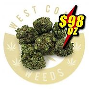 98OZ - ROCKSTAR KUSH - AAA - INDICA/SATIVA | Cannabis Hot Deals