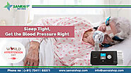 CPAP, Sleep Apnea and Hypertension—The Connection