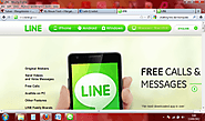 Line for Windows 7, 8, 10, Xp With Crack 32 and 64 Bit Free Download