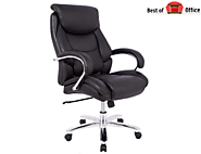 7 Best Office Chair For Tall People Reviews In 2020 - Best Of Office