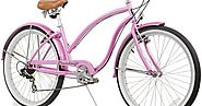 Firmstrong Beach Cruiser Chief Lady Bicycle