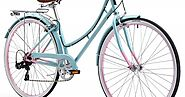 FIRMSTRONG WOMEN'S MILA HYBRID COMFORT BIKE 26 IN 7-SPEED