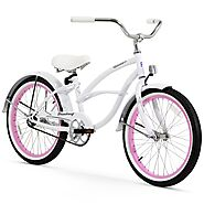 Firmstrong Urban Girl 20 Single Speed Beach Cruiser Bicycle