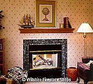 36 in. See-Thru Wood Burning Fireplace
