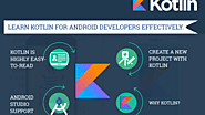 10 Ways To Learn Kotlin For Android Developers Effectively - Android Development