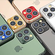 Camera Lenses Protective Cover for iPhone | Crazy CLiQ