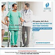 Best Orthopaedics & Joint Replacement Hospital in Bhiwandi, Thane