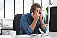 How to Reduce Eye Strain While Using Computer - Alteroid
