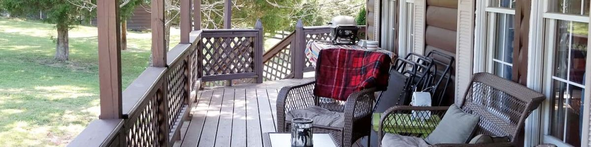 Headline for 10 Eye-Catching ideas for Patio and Porch Decor