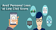 Cibil Score for Personal Loan - IndiaLends.com