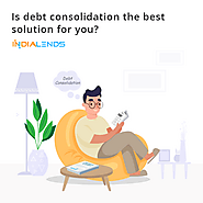 Is debt consolidation the best debt solution for you?