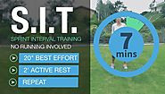 The One And Done Workout... | Sprint interval training, Interval training, Sprint intervals