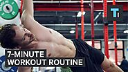 7-minute workout routine