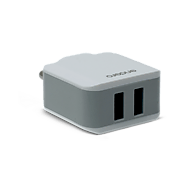 EA 03 Dual Port Travel Charger