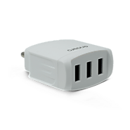 EA 06 Multi Port Travel Charger