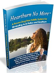 Heartburn No More (Ebook)