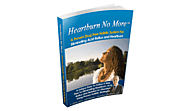 Heartburn No More Review : #1 Reliable PDF Book To Cure Acid Reflux?